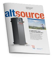 Dépliant AltSource