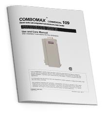 ComboMax 109 Manual