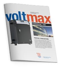 VoltMax 400 dépliant