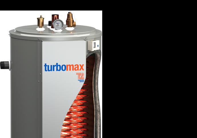 TurboMax vue ouverte
